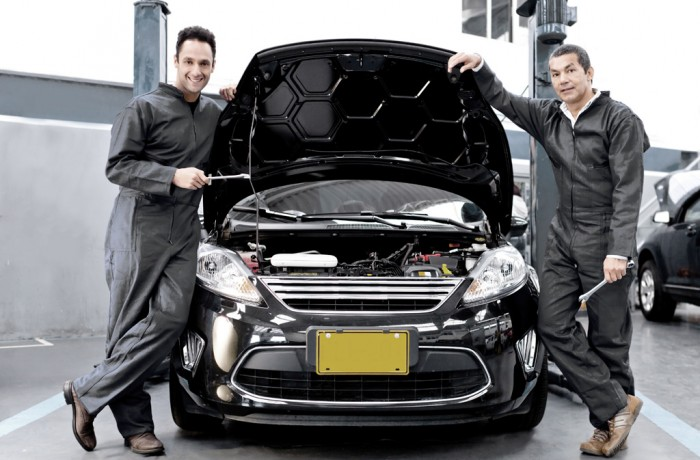 Engine Overhauling or Replacement